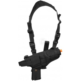 Condor Outdoor Universal Tactical Shoulder Holster - BLACK