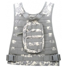 AMA Airsoft MOLLE High Speed Modular Plate Carrier - ACU