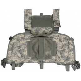 AMA 600D MOLLE Strikeforce RRV Modular Chest Rig - ACU