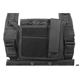 AMA 1000D MOLLE Strikeforce RRV Airsoft Chest Rig - BLACK