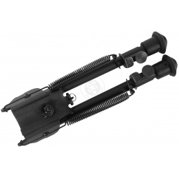 Snow Wolf Metal Universal Bipod for Airsoft Sniper Rifles