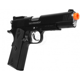 G&G Full Metal Xtreme 45 High-Powered CO2 Blowback Airsoft Pistol 1911