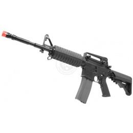 G&G GC16 Series M4A1 Carbine Full Metal Airsoft AEG Rifle - BLACK