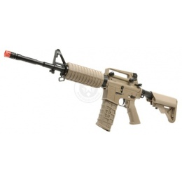 G&G Full Metal GC16 M4A1 Carbine Airsoft AEG Rifle - TAN