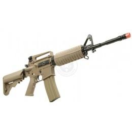 G&G Full Metal GC16 M4A1 Carbine Airsoft AEG Rifle - TAN