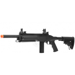 430 FPS KJW KC02 Open Bolt Airsoft Gas Blowback Railed Sniper Rifle