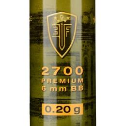 0.20G Elite Force Precision 6mm Seamless BBs - 2700 round Bottle