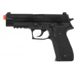 KWA M226 PTP Full Metal Airsoft Gas Blowback Pistol w/ Railed Frame