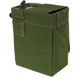 A&K Auto-Winding 3000rd M60 Airsoft High Capacity Box Magazine