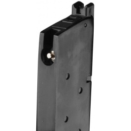 WE M1911 MEU Single Stack 15rd Airsoft Gas Blowback Magazine