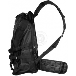 NcStar Tactical MOLLE 3-DAY Backpack - BLACK