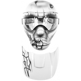 Save Phace Reckage Custom Full Face Airsoft Mask - CUSTOM PAINTED