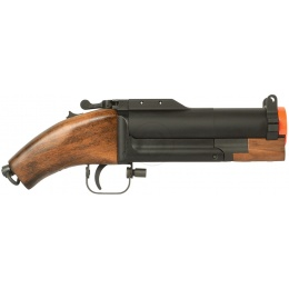 King Arms Airsoft Sawed-off M79 Stand Alone 40mm Grenade Launcher