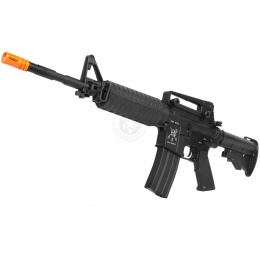 SRC Airsoft Full Metal M4A1 Carbine AEG Rifle w/ Retractable LE Stock