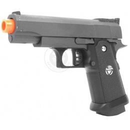 Galaxy Full Metal M1911 SV Pistol Airsoft Gun - Functional Slide