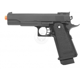 Galaxy Full Metal M1911 SV G6 Pistol Airsoft Gun - Functional Slide