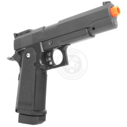 Galaxy Full Metal M1911 SV G6 Pistol Airsoft Gun - Functional Slide