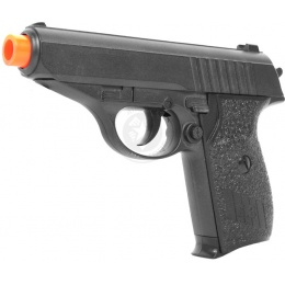 Galaxy Airsoft Metal Compact SpecOps Spring Pistol w/ Functional Slide