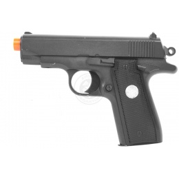 Galaxy Airsoft Full Metal Compact MARK 1 Pistol - Functional Slide