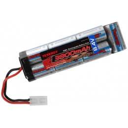 Airsoft TENERGY Premium 8.4V NiMH Large Battery for AEG - 3800 mAh