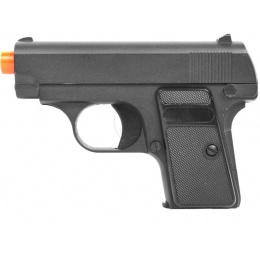Galaxy Full Metal Mini .25 Pistol Airsoft Gun - Functional Slide