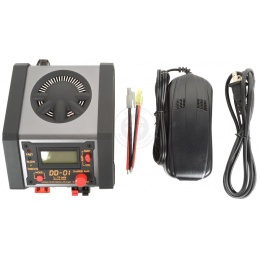 Battery Option Limited Adjustable Current Airsoft Smart Charger