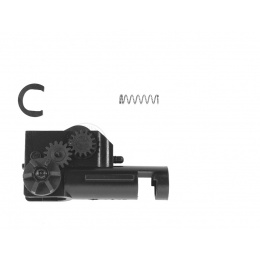 SRC Airsoft M4 / M16 ABS Plastic Two Piece AEG Hop-Up Chamber