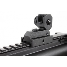 SRC Airsoft Full Metal Flip-Up M4/ M16 CQB Rear Iron Sight