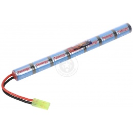 Airsoft Tenergy NiMH 8.4V 1600 mAh Stick Battery for AK M5-K AEG
