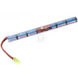 Airsoft Tenergy NiMH 8.4V 1600 mAh Stick Battery for AK M5-K AEG
