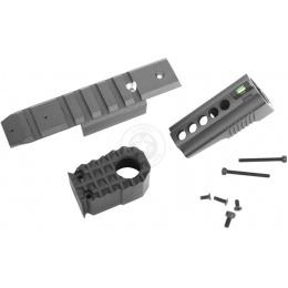 WE Tech Airsoft Metal WE Hi-Capa GBB Pistol Tenderizer Compensator