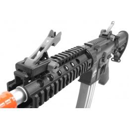 Airsoft Megastore Armory Full Metal AMR-4 SPC EBB MOSFET AEG Rifle