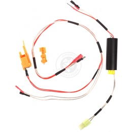 APS Version 3 MOSFET Wiring Harness - Rear Wired AEGs - Mini Connector