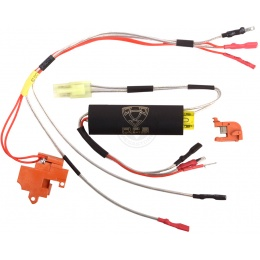 APS Version 2 MOSFET Wiring Harness - Rear Wired M4 / M16 AEGs