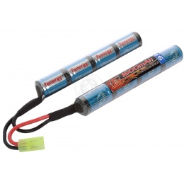 Tenergy Airsoft 9.6V NiMH Nunchuck Butterfly Battery - 1600 mAh