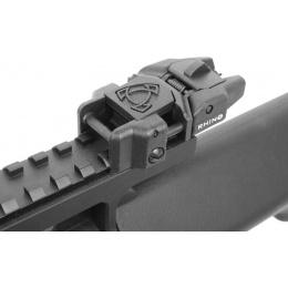 APS Rhino Flip-Up Sight Front - Black