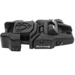 APS Rhino Flip-Up Sight Rear - Black