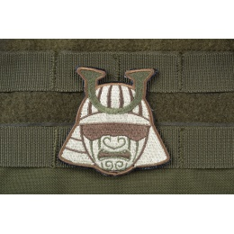 AMS Ronin Samurai Patch - OD Green - Premium Hi-Fidelity Patch Series