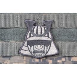 AMS Ronin Samurai Patch - GRAY/ ACU - Premium Hi-Fidelity Patch Series