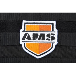 AMS SHIELD Patch - Full Color - Premium Hi-Fidelity Patch Series