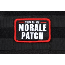 AMS Tactical Morale Patch - Full Color - Premium Hi-Fidelity Series