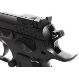 Cybergun Licensed KWC Tanfoglio IPSC Metal CO2 Blowback Airsoft Pistol