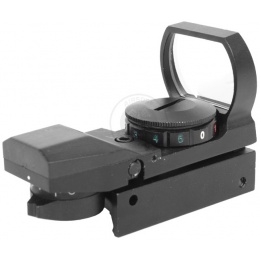 AMA 7-Intensity Red Dot Sight w/ 4 Reticles