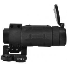 AMA Precision Full Metal 3x25 Magnifier - w/ QD Mount