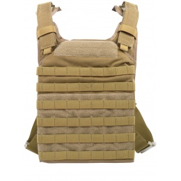Flyye Industries 1000D MOLLE Assault Tactical Vest (Coyote Brown)