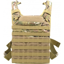 Flyye Industries 1000D MOLLE Assault Plate Carrier - MULTICAM
