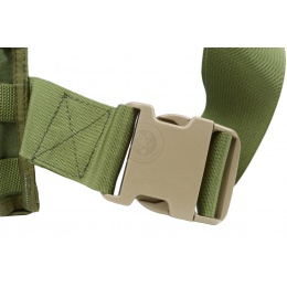 Flyye Industries 1000D MOLLE Assault Plate Carrier - OD GREEN