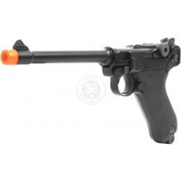 WE Tech Full Metal Airsoft Luger P08 Pistol WWII - MEDIUM Model