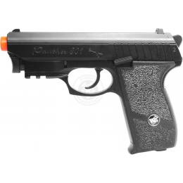 450 FPS WG Compact Panther 801 CO2 Blowback Airsoft Pistol w/ Laser