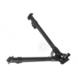 AIM Sports Airsoft Adjustable Bipod w/ Standard 20mm Weaver Mount